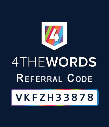 My 4TheWords reference code: VKFZH33878